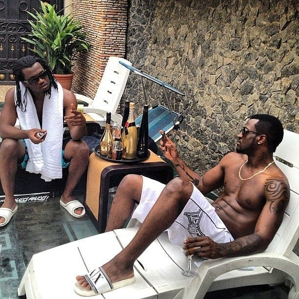 Peter Okoye and Paul Okoye in the top 10 richest musicians in Nigeria