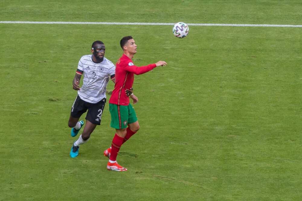 "Cristiano Ronaldo branded a ""fool"" after ""belittling"" Antonio Rudiger in Euro 2020 clash"