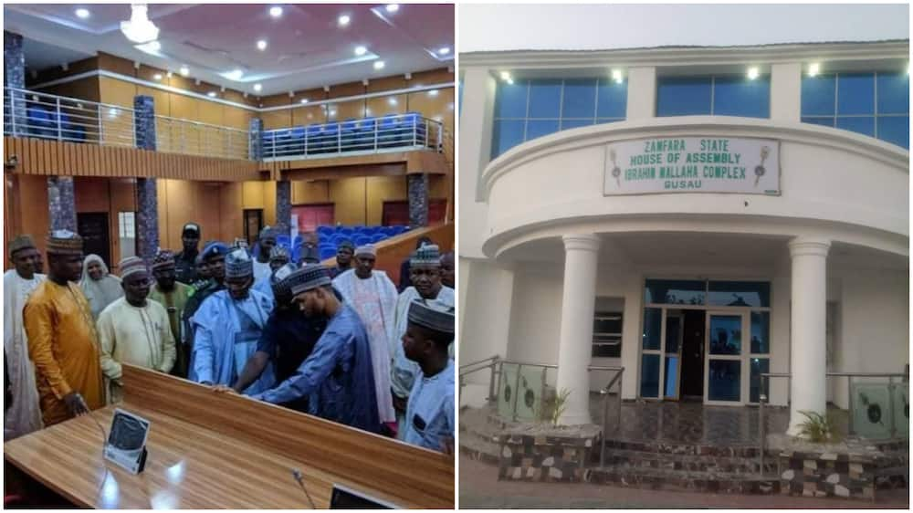 Zamfara: 2 Lawmakers Accused of Working with Bandits, Suspended