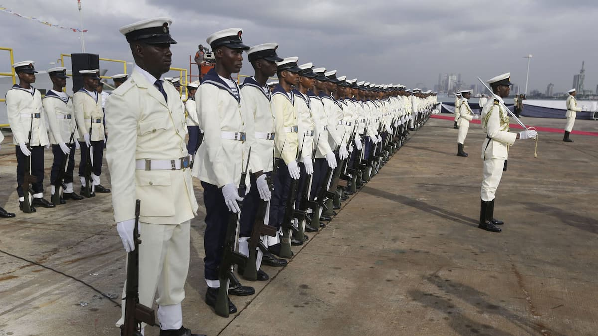How to apply for the Nigerian Navy