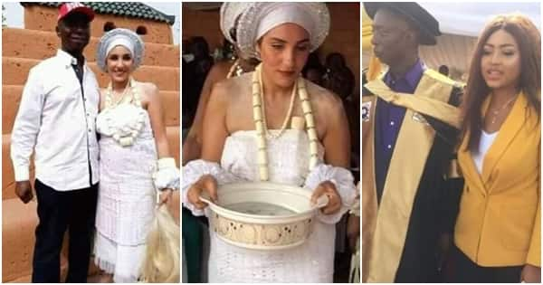 Pretty photos of Moroccan lady alleged to be Regina Daniels' co-wife