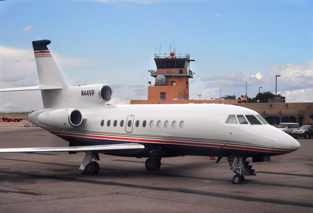 private jet impounded Nigeria