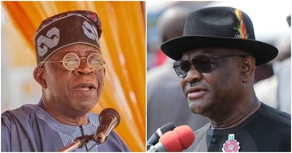 Governor Wike explains why Bola Tinubu's cannot emerge as Nigeria's president in 2023
