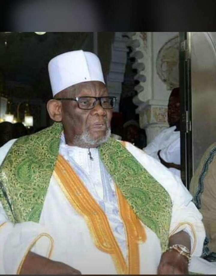 Allah ya yiwa babban Khalifan Sheikh Ibrahim Inyass rasuwa, Buhari ya aika sakon ta'aziyya