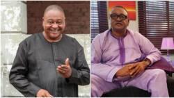 Veteran Nollywood actor clocks milestone age, colleagues, family, friends celebrate him on social media