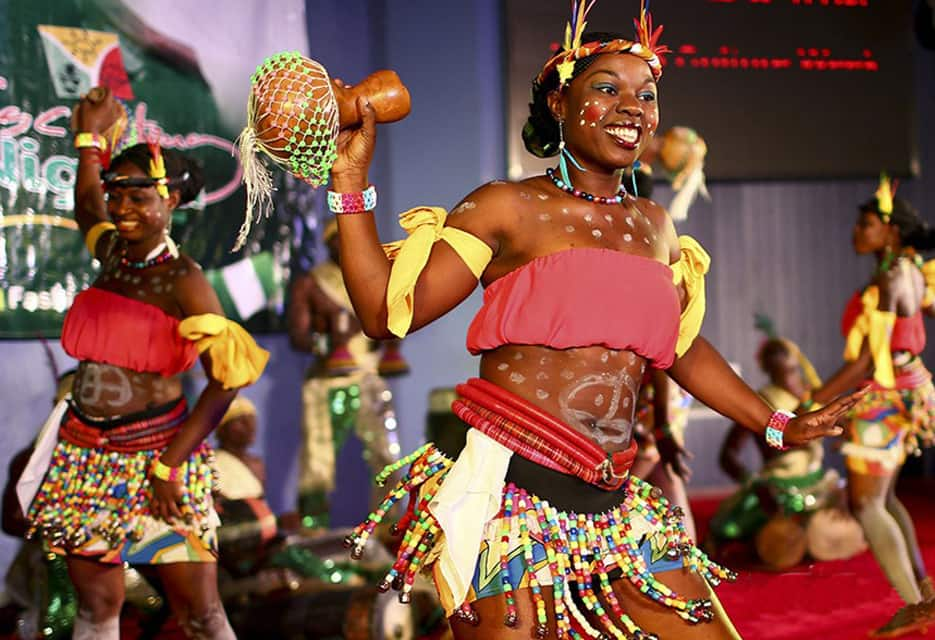 American Culture and the Nigerian Society