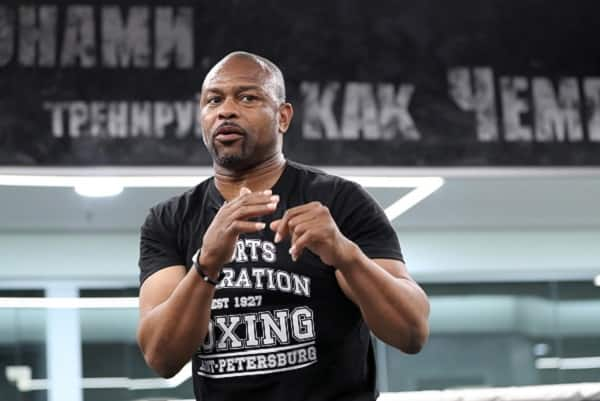 Mike Tyson remains one of the strongest sportsmen alive, says Roy Jones Jr