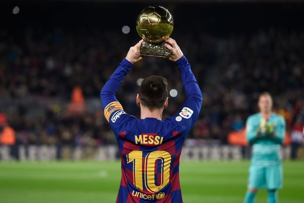 As Long as Lionel Messi is Playing, the Ballon d'Or is His,' Madrid-Based Newspaper Hails Argentina Icon