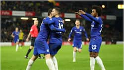 Hazard scores 100th goal for Chelsea following an away win at Watford on Boxing Day