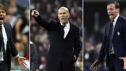 Real Madrid could consider ex-Chelsea and Inter boss as next manager with Allegri set to rejoin Juventus