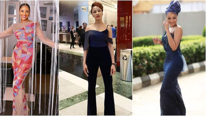 6 looks slayed by Adesua Etomi that will inspire you