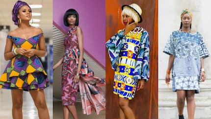 Latest African short dresses designs: how to look stunning?