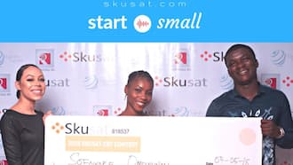 Obtain a cash giveaway to start a small business this January
