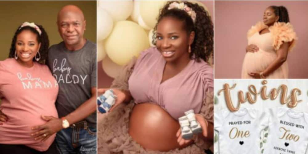 Couple welcomed twins after 16 years of marriage
