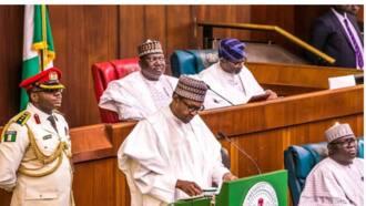 Majalisar dattawa ta nemi Buhari ya fitar da N300bn don gyaran tituna a Neja