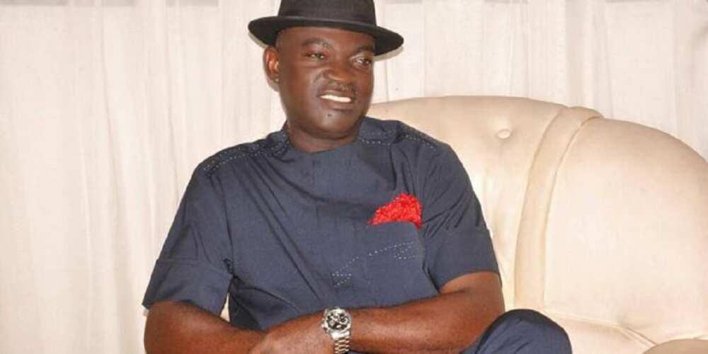 Da duminsa: Shugaban jam'iyyar APC na jihar Akwa Ibom ya rasu