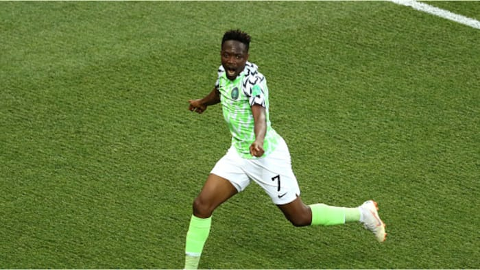 Staggering amount Super Eagles captain Musa will earn as salary in his new club revealed (it's over N1bn)