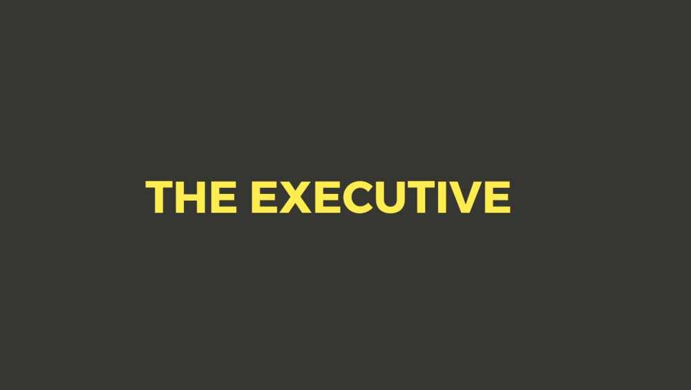 The executive house