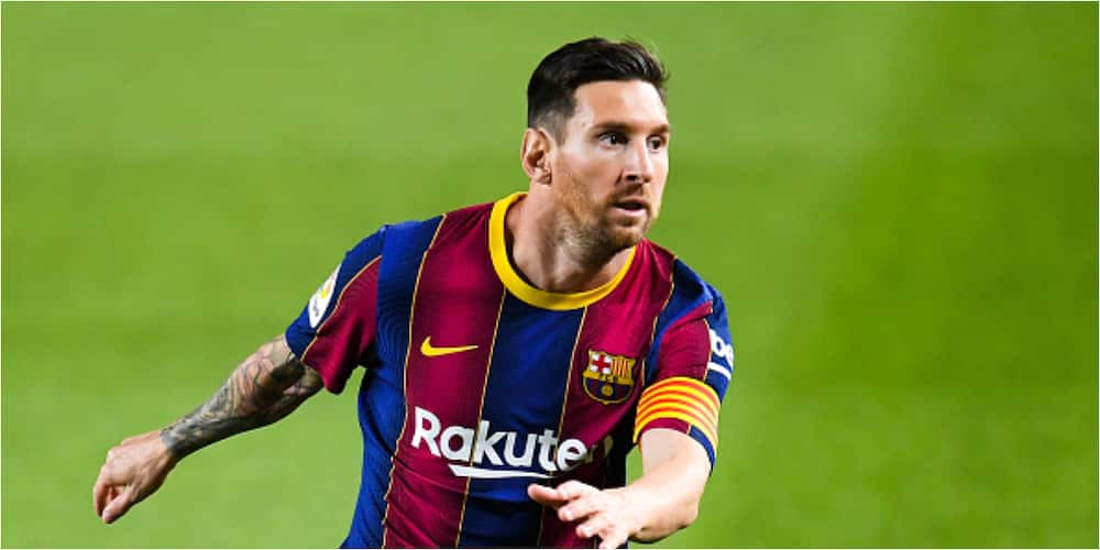 Lionel Messi: If he plays like he did, I will no complaints - Koeman