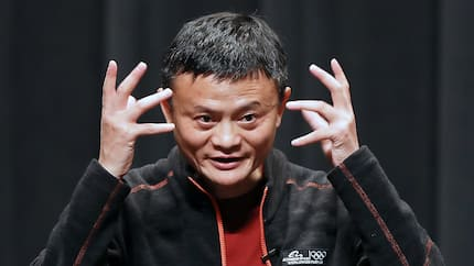 China's richest man Jack Ma becomes a teacher after quitting his N15trn company