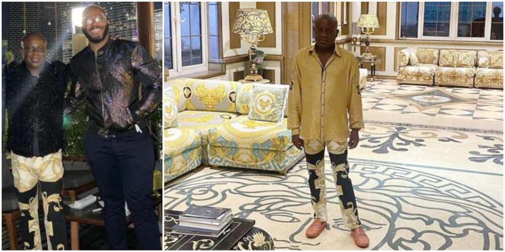 Kiddwaya's Billionaire Father Terry Waya Releases Dashing Photos to Mark 60th Birthday, Fans Celebrate Him