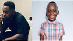 Reactions as Nigerian man shares story of little boy whose genotype turned from SS to AA (photo)