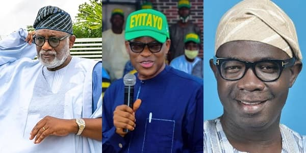 Ondo election: 4 takeaways so far as coalition of results continues