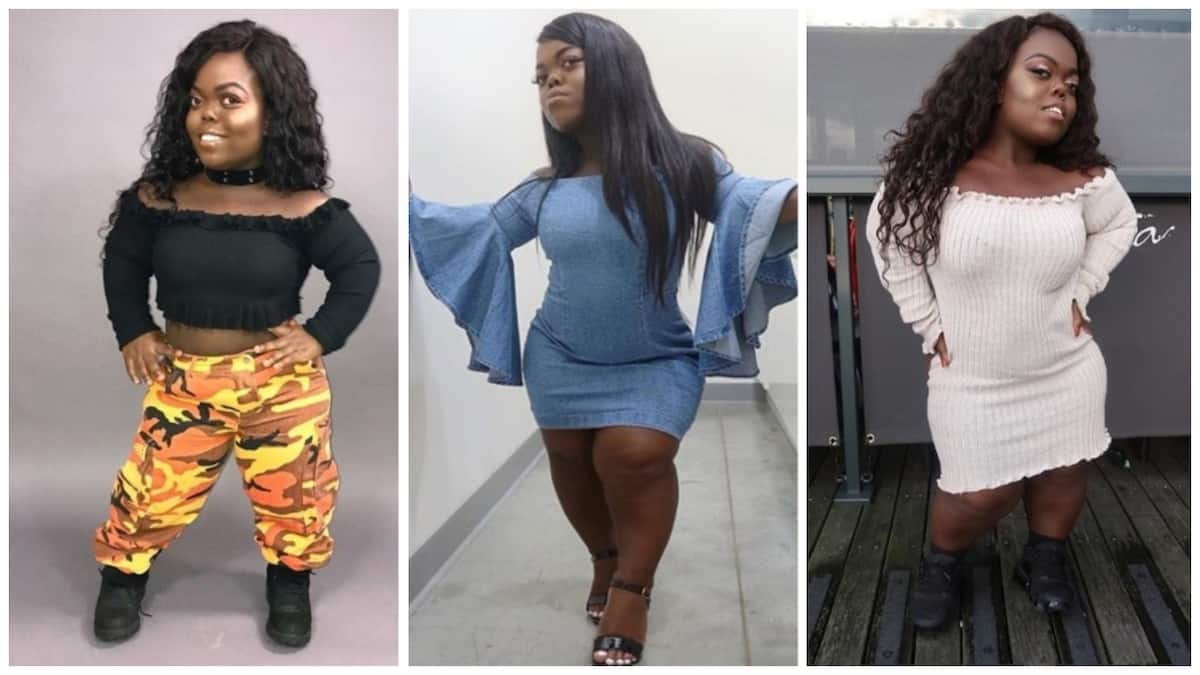 Image result for Meet Fatima Timbo, 21-year-old Instagram model living her best life