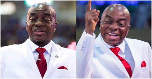 God is a consuming fire - Bishop Oyedepo sends warning over Kwara hijab controversy