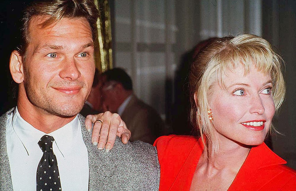 Who is Patrick Swayze's son?