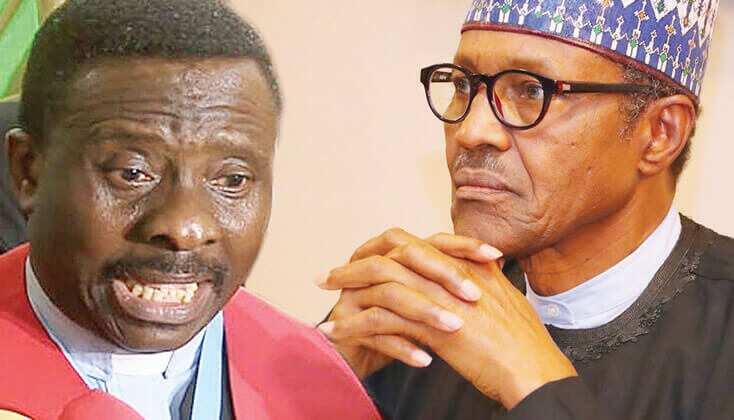 CAN ta caccaki Buhari: Ba a zabe ka don kazo ka yi korafi kan shugabancin baya ba