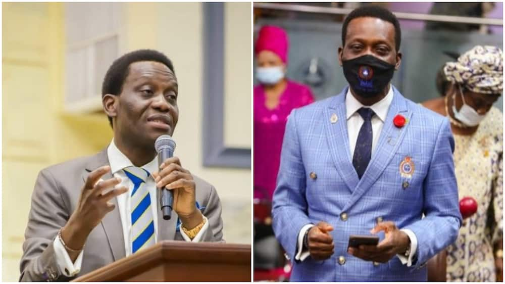 Nigerians React as Pastor Adeboye Loses 42-Year-Old Son