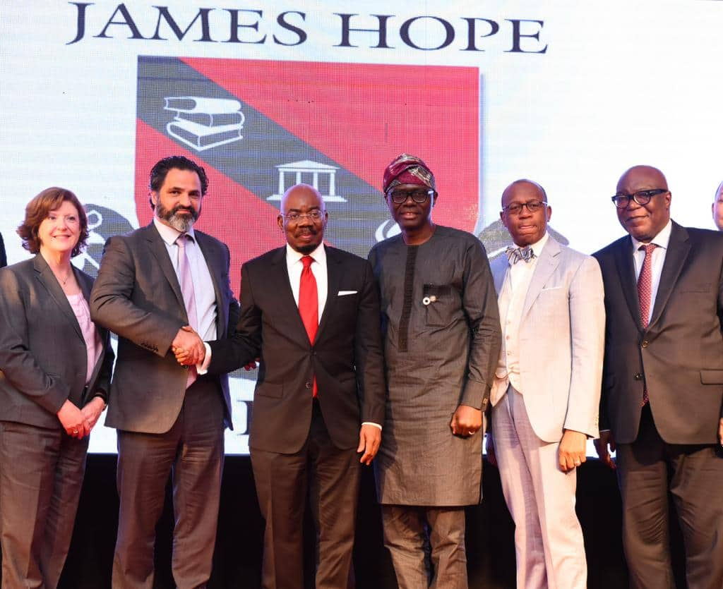James Hope College acquires American International School Lagos property - Latest News in Nigeria & Breaking Naija News 24/7 | LEGIT.NG