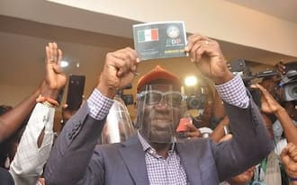 Edo election: Obaseki says he left APC because he was disqualified