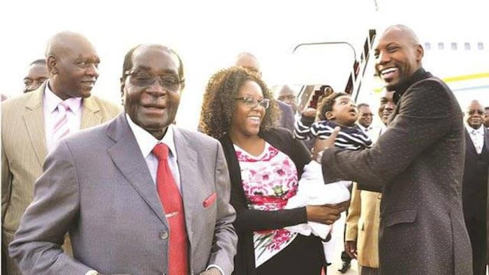 Court orders late Mugabe's buried remains to be exhumed from grave, gives reason