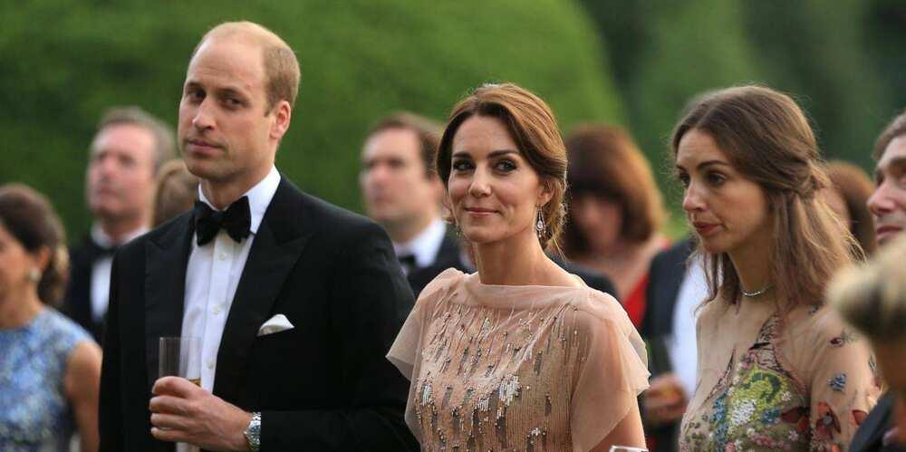 Rose Hanbury Prince William
