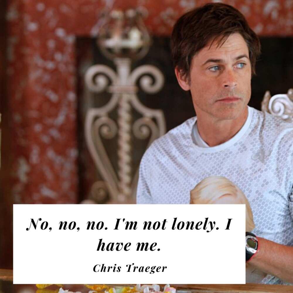 Chris Traeger quotes