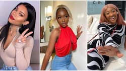 Meraiah Ekeinde, Michelle Gentry and 3 other beautiful grown-up daughters of Nollywood actresses