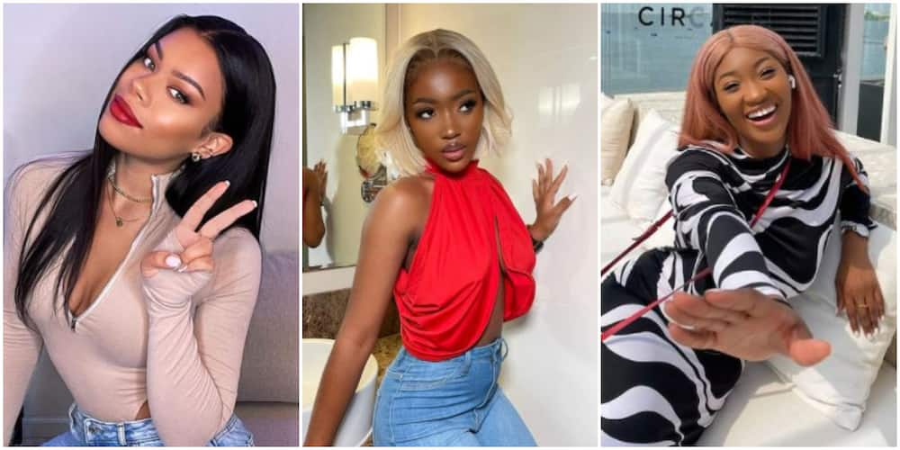 Meraiah Ekeinde, Michelle Gentry and 3 Other Beautiful Grown Up Daughters of Nollywood Actresses