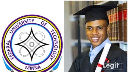 Federal University of Technology Minna school fees