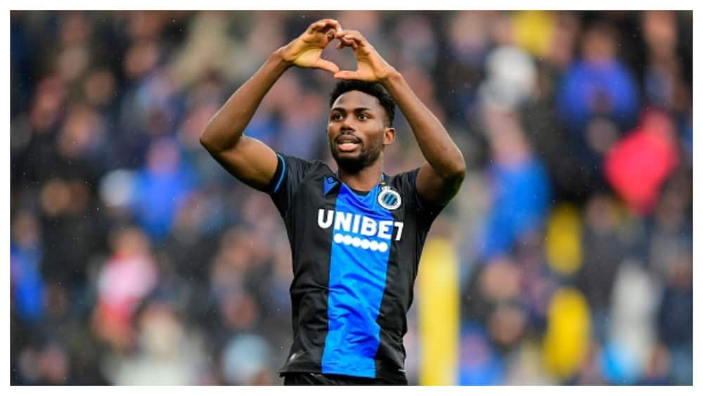 Emmanuel Dennis, Nigerian striker, reportedly linked with move to Southampton