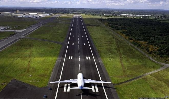 FAAN shuts down Lagos airport after Boeing aircraft landing incident