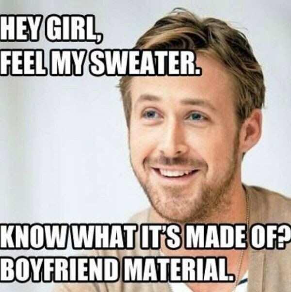 funny flirty memes