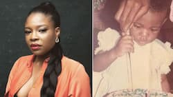 God has outdone himself in my life - Talented Kemi Adetiba says as she celebrates birthday, shares throwback photos