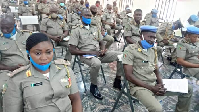 We must unite against this invisible enemy called COVID-19 - Peace Corps of Nigeria
