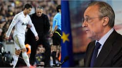 Another leaked audio reveals terrible thing Real Madrid president Perez said about Ronaldo and Mourinho in 2012