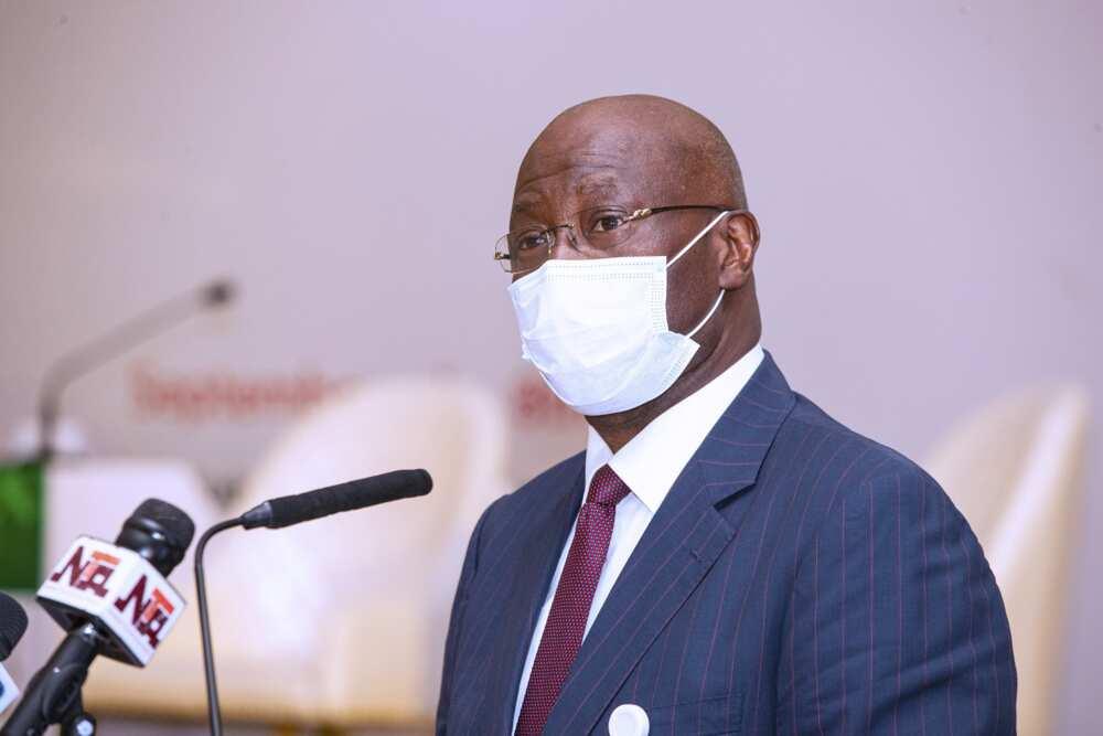 Buhari Writes SGF, Says He's Competent Administrator