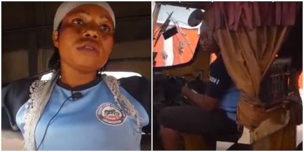 Life of Single Mother of Three who Got Pregnant in JSS3, Quit School and Now Drives Tricycle to Make Ends Meet