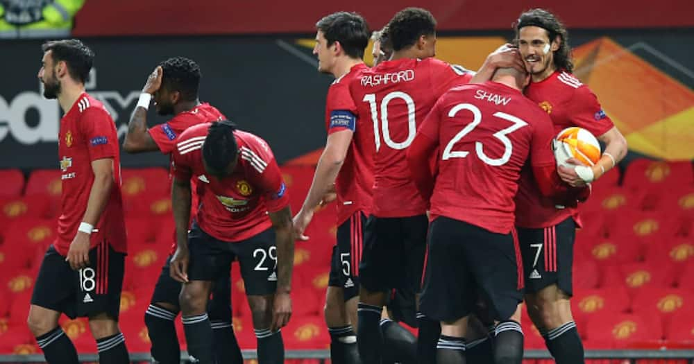 Man United Survive Roma Scare to Reach Europa League Final After in 13-Goal Thriller