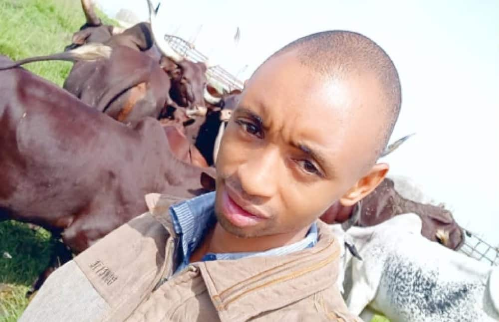 Adamu Dauda Fulani herdsman becomes lecturer